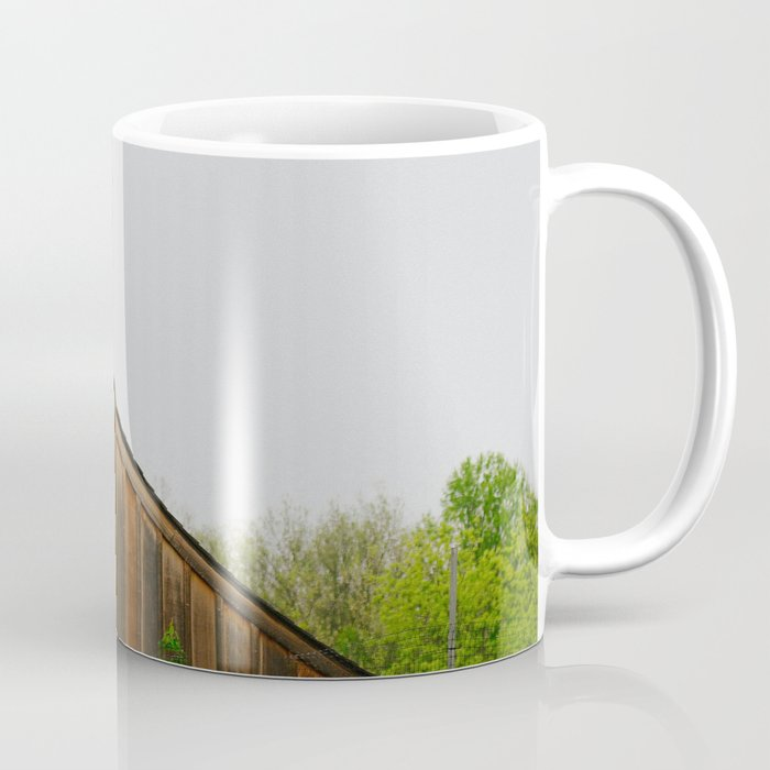 Cabin Season Coffee Mug