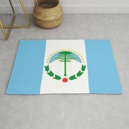 flag of Neuquen Rug