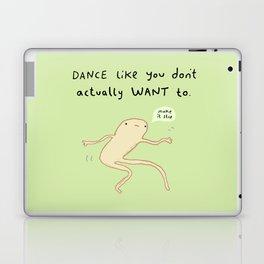 Dance Motivation Laptop & iPad Skin