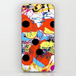 Challenges of LIFE            by Kay Lipton iPhone Skin