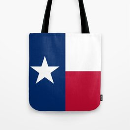 Texas: State Flag of Texas Tote Bag