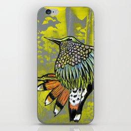 bird #2 iPhone Skin