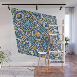Mandala Geometrico Wall Mural