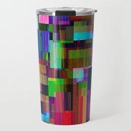 Cubist Candy Travel Mug