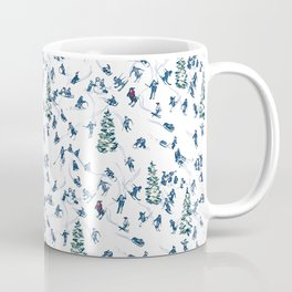 Let's Go Skiing! – Xmas Edition Coffee Mug