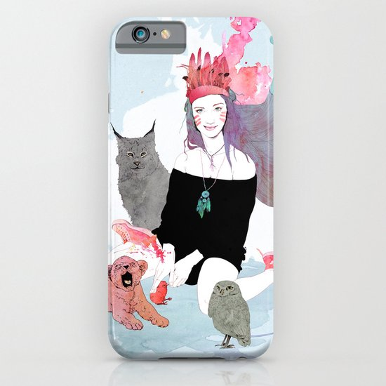Fashion Sioux iPhone & iPod Case
