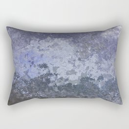 Rough Water Rectangular Pillow