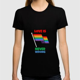Love for everyone T-shirt