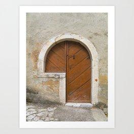 the doors #11 Art Print
