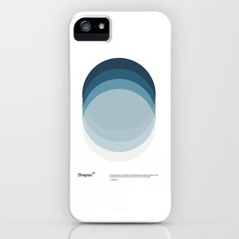 Shapes 02 iPhone Case
