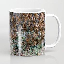 The half cat Coffee Mug