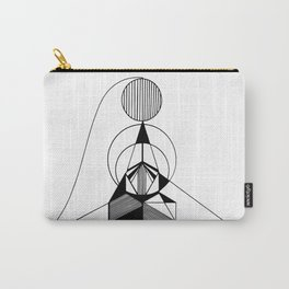 Connect Oppose Reflect Carry-All Pouch