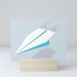 Plane Mini Art Print