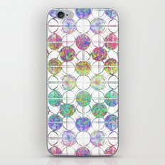 Refraction Tiles iPhone & iPod Skin