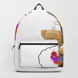 Love forever. Backpack