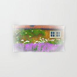 Lavender Cottage Hand & Bath Towel