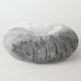 Marble Woods Floor Pillow
