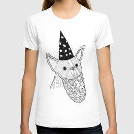 Dog Wizard T-shirt