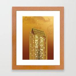 Three Logan Square - Philadelphia Framed Art Print