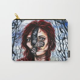 The sphynx inside me Carry-All Pouch