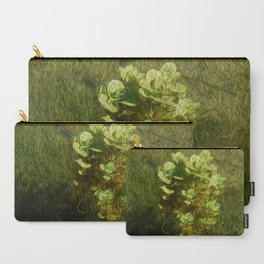 Waterflower Carry-All Pouch