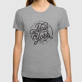 New York - White T-shirt