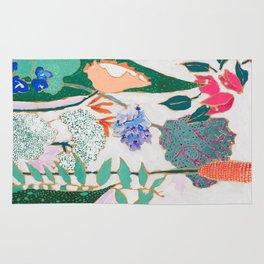 Speckled Garden Rug