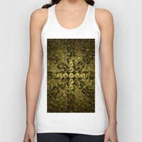shells Tank Tops featuring Shells by GLR67