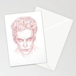 Peter Capaldi as Doctor Who, Twelfth Doctor Stationery Cards