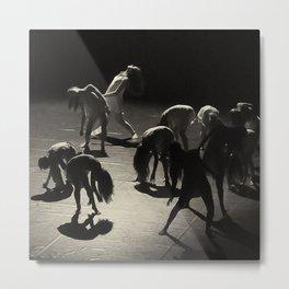 Danse contemporaine Metal Print