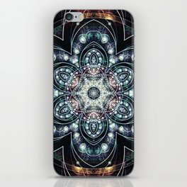 Mandalas from the Voice of Eternity 4 iPhone Skin