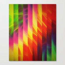 Glorious Stripes Canvas Print