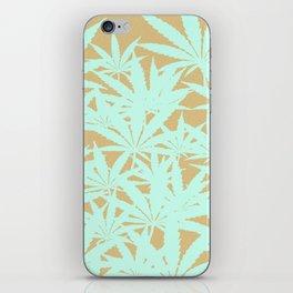 Leafy Greens iPhone Skin