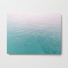 The Sea I Metal Print