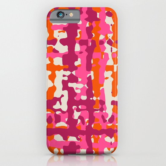 hot weave iPhone & iPod Case