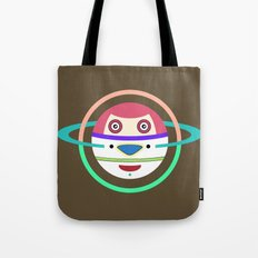 Spaceman 3 Tote Bag