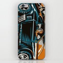 Mad Max iPhone Skin
