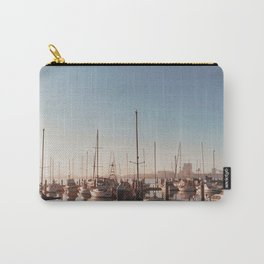 Sailboats-Film Camera Carry-All Pouch