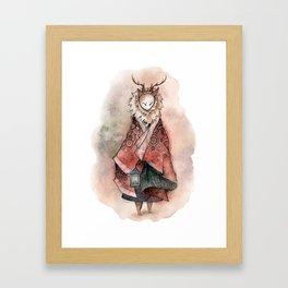 Dawn Keeper Framed Art Print