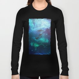 Mystic dolphins Long Sleeve T-shirt