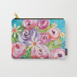 Fleurissez Carry-All Pouch