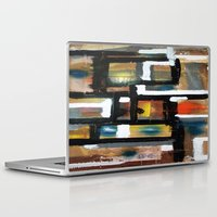dancing Laptop & iPad Skins featuring DANCING by JANUARY FROST