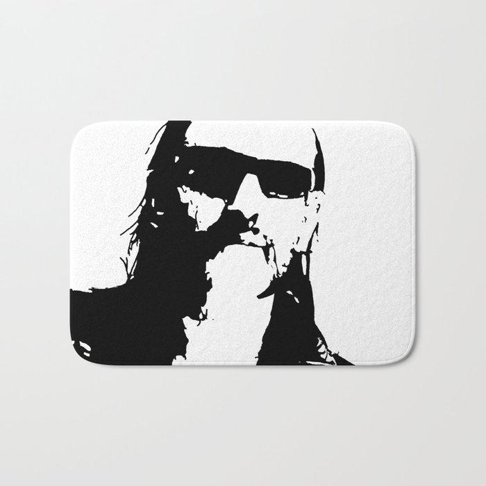 Lemmy Ace of Spades Bath Mat