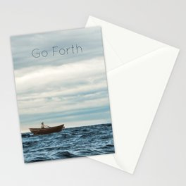 Go Forth Stationery Cards