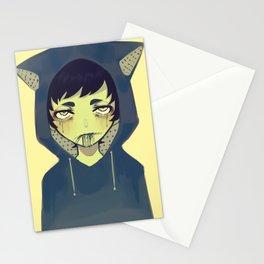 Kitty Stationery Cards
