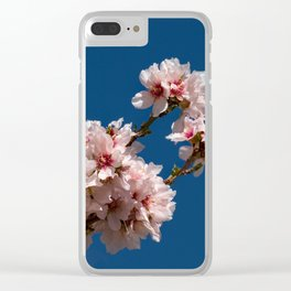Spring Cherry Tree Blossoms - I Clear iPhone Case