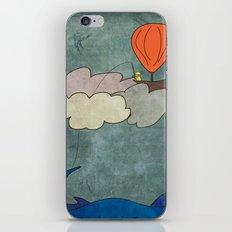 Smooth Sailing iPhone & iPod Skin