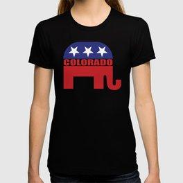 Colorado Republican Elephant T-shirt