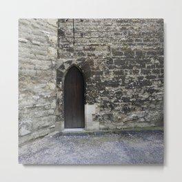 Doors Oxford 3 Metal Print