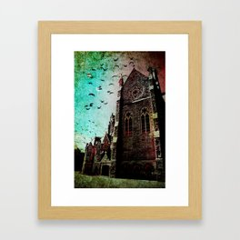 Church of Our Lady Framed Art Print
